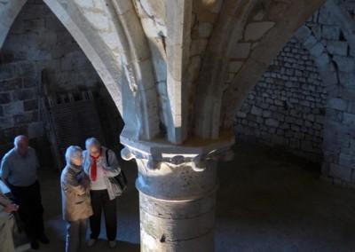 Visite guidée de l'Abbaye de Bonport