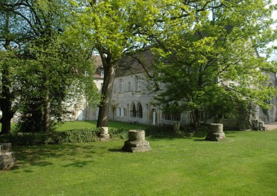 Vestiges de l'église