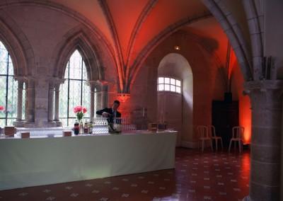 Séminaires & réceptions à l'Abbaye de Bonport