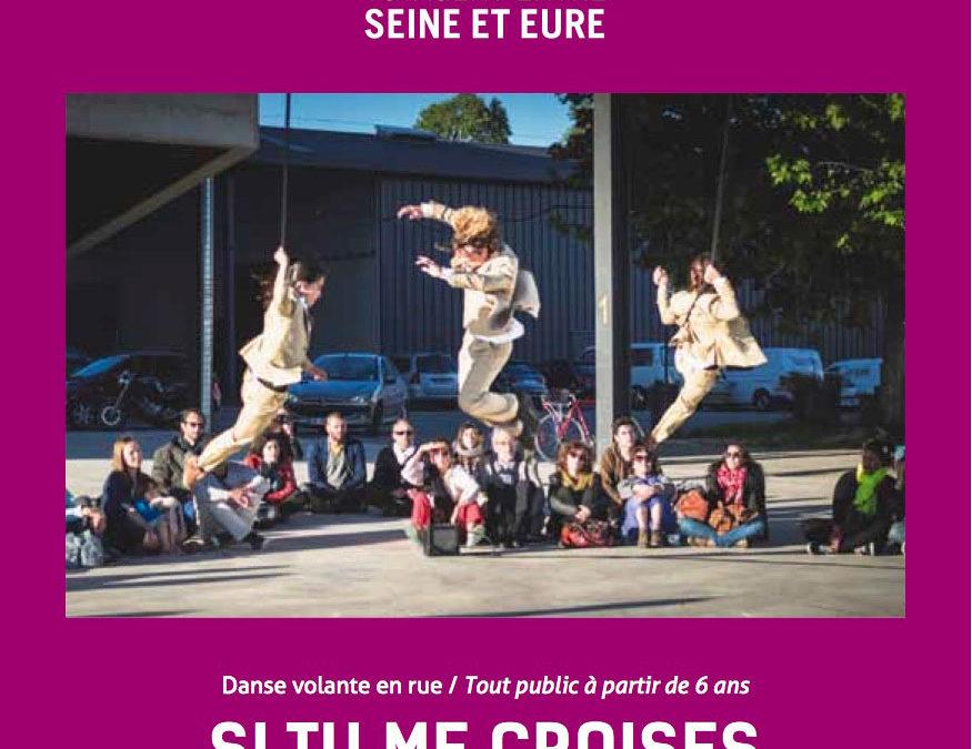 Spectacle de danse volante – Samedi 13 Juin 2015 – Durée 35 mn – Gratuit